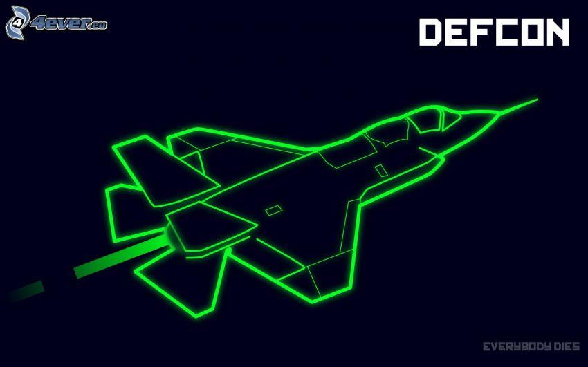 Defcon, F-35 Lightning II