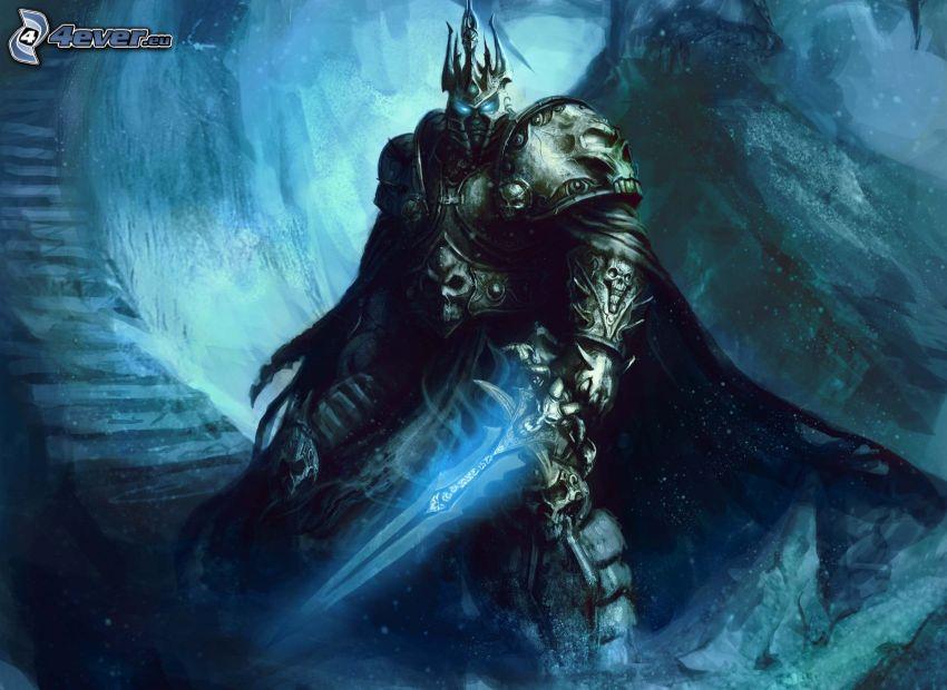fantasy krigare, PC spel