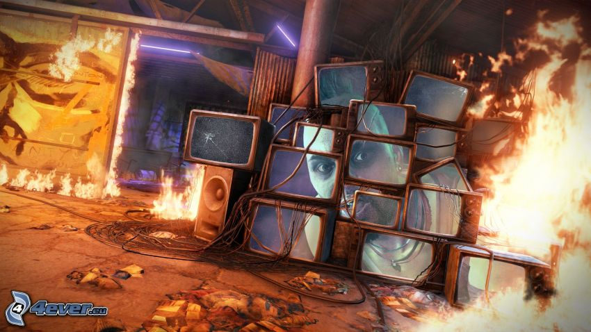 Far Cry 3, TV