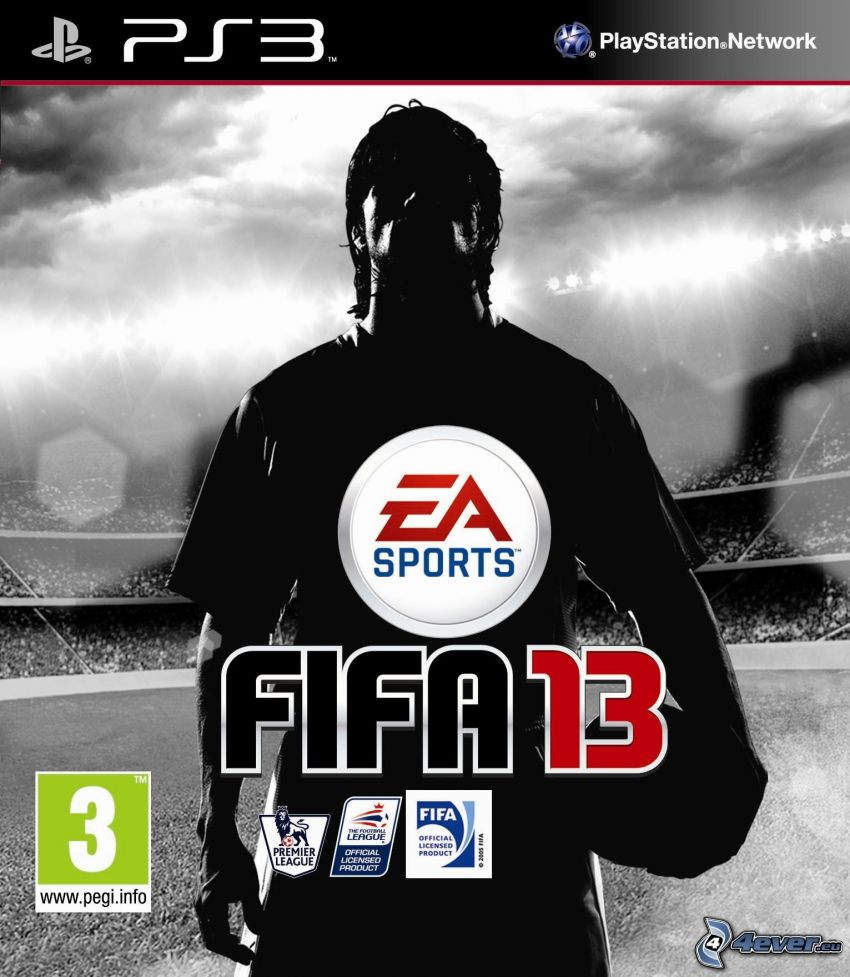 FIFA 13, PS3