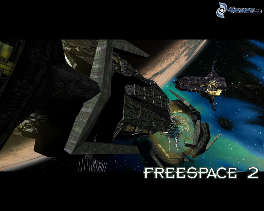 Freespace 2, spel