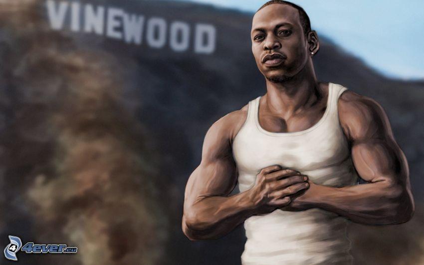 GTA San Andreas, Carl Johnson