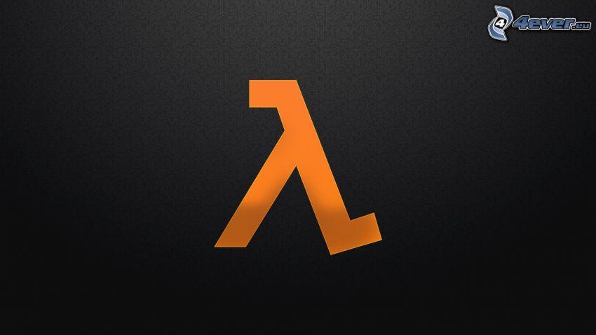 Half-life, logo