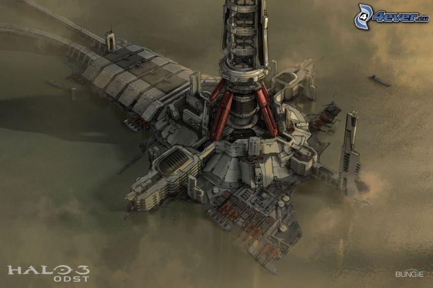 Halo 3: ODST, bas