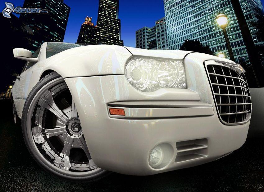 Midnight Club 3, Bentley, strålkastare