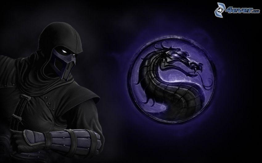 Mortal Kombat, tecknad drake