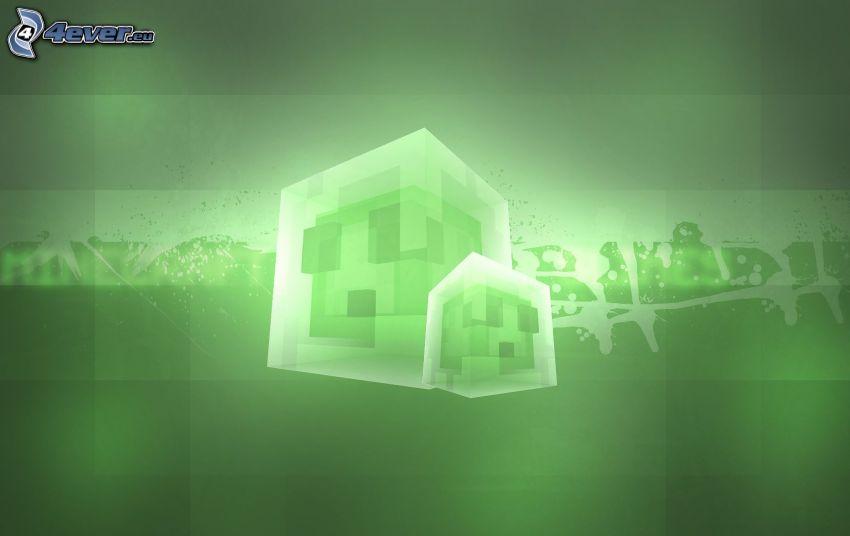 Slime, Minecraft