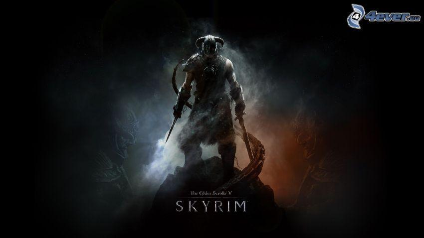 The Elder Scrolls Skyrim, mörk krigare