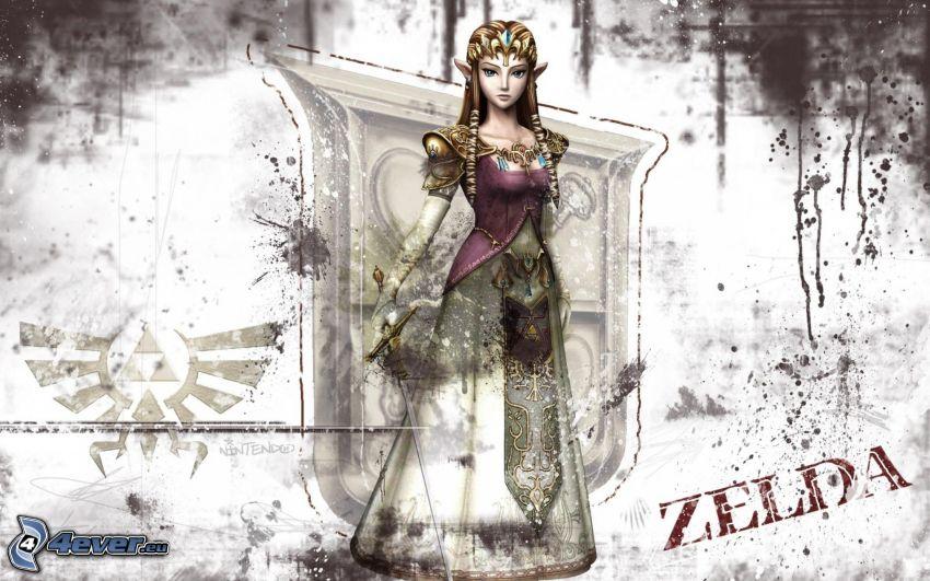The Legend of Zelda, elf