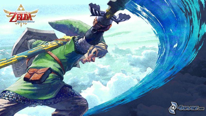 The Legend of Zelda, våg