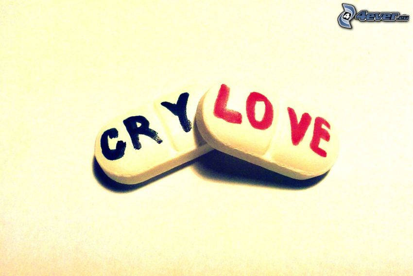 Cry & Love, tabletter