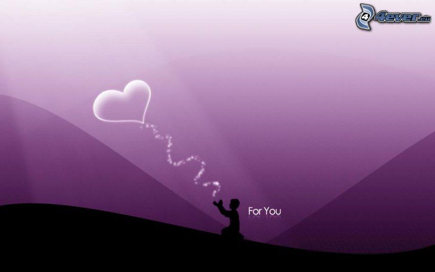 för dig, hjärta