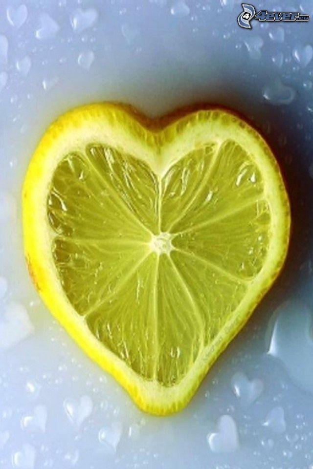 citronhjärta