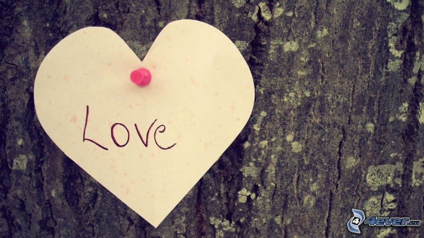 love, hjärta