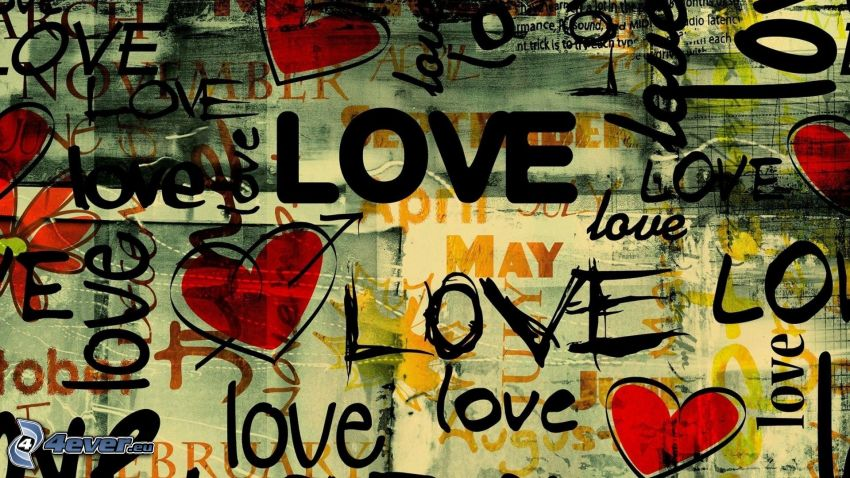 kärlek, love
