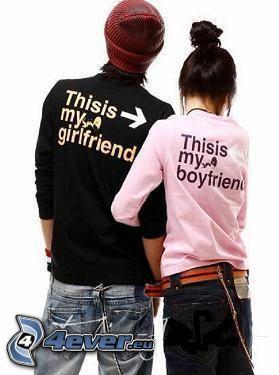 girlfriend & boyfriend, par