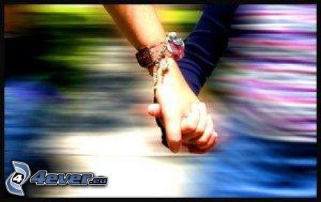 händer, kärlek