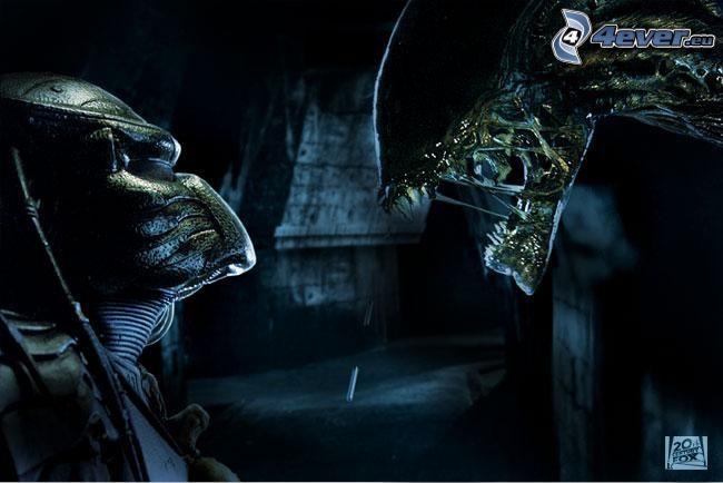 Alien vs. Predator, skräckfilm