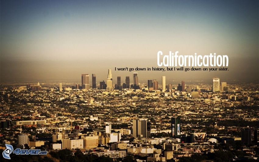 Californication, Los Angeles