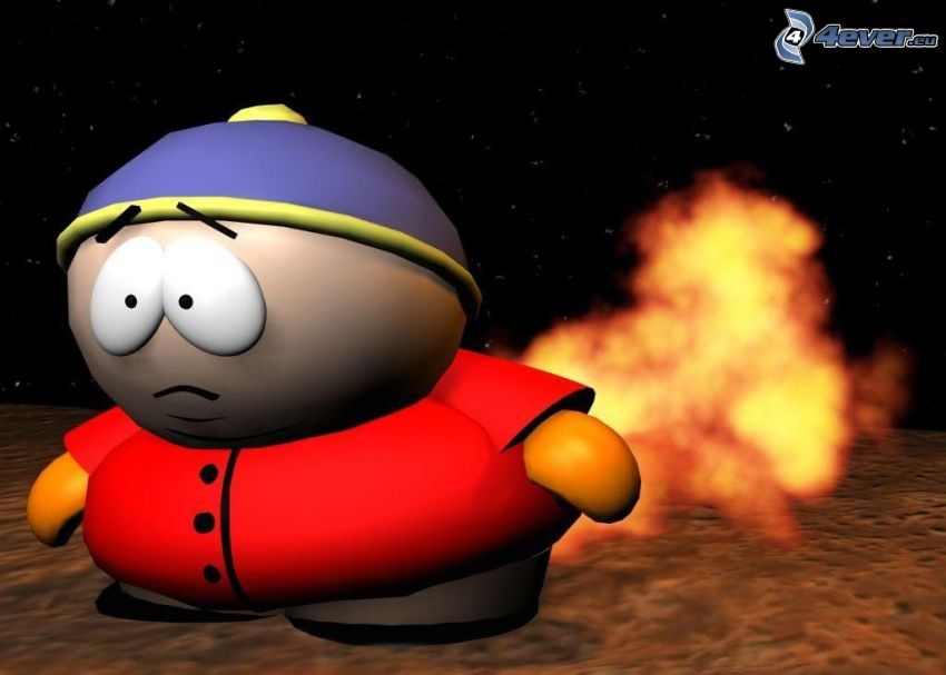 Cartman, South Park, karaktär