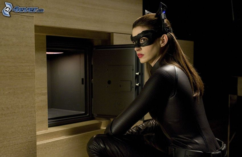 Catwoman, The Dark Knight Rises