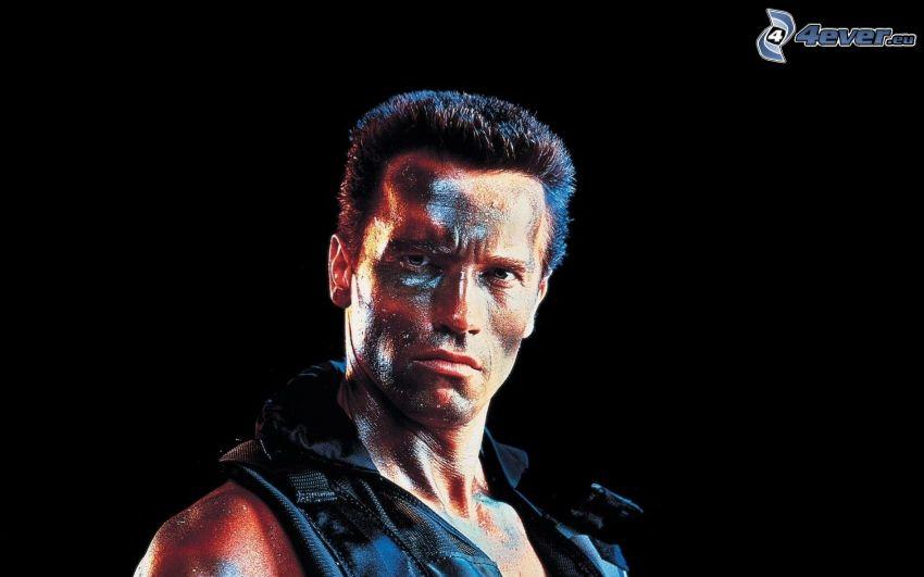 Commando, Arnold Schwarzenegger