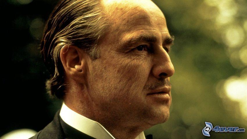 Don Vito Corleone, Gudfadern