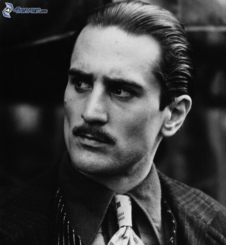 Don Vito Corleone, The Godfather, Robert De Niro