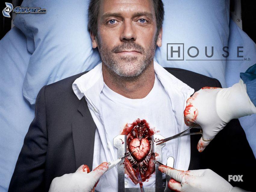 Dr. House, hjärta