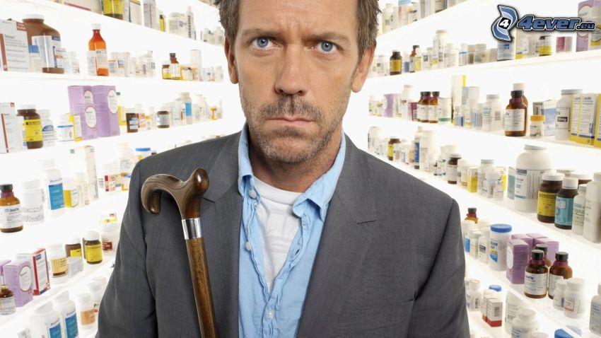 Dr. House, läkemedel