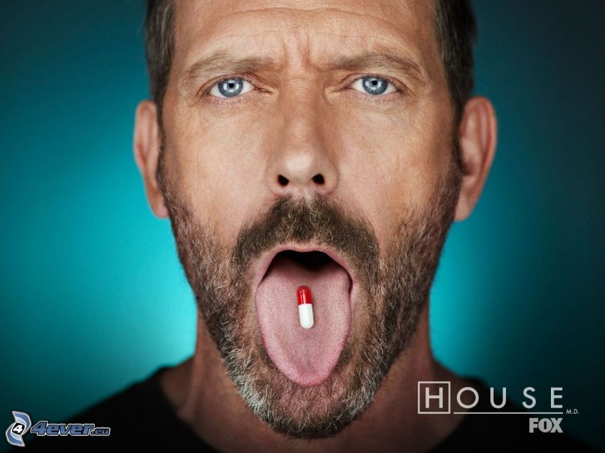 Dr. House, piller