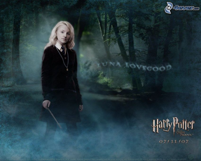 Evanna Lynch, Harry Potter