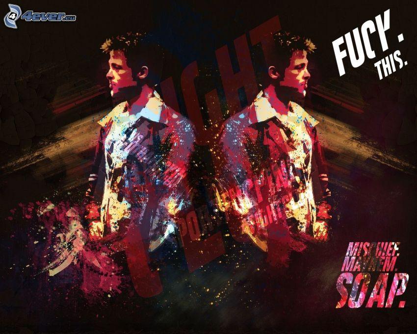 Fight Club, Tyler Durden