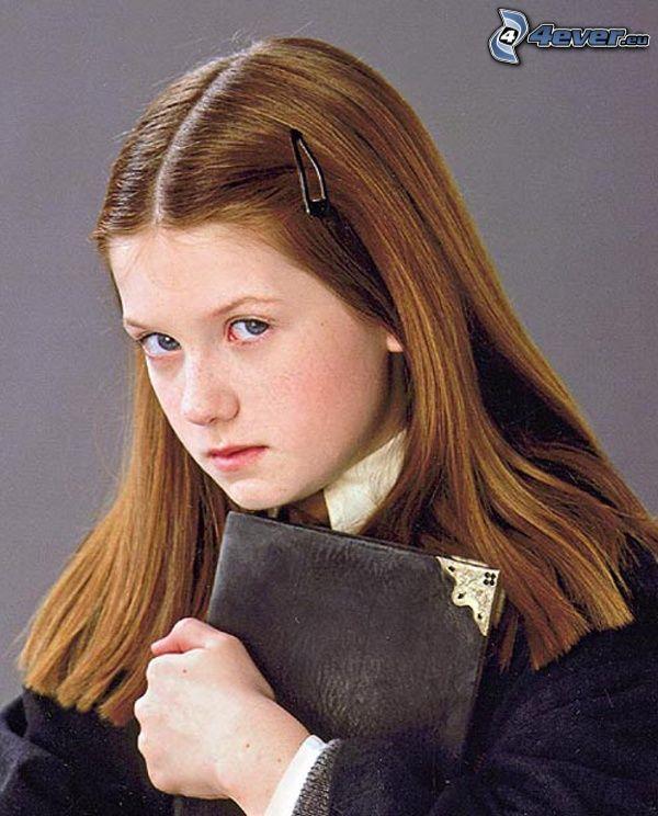 Ginny Weasley, Bonnie Wright
