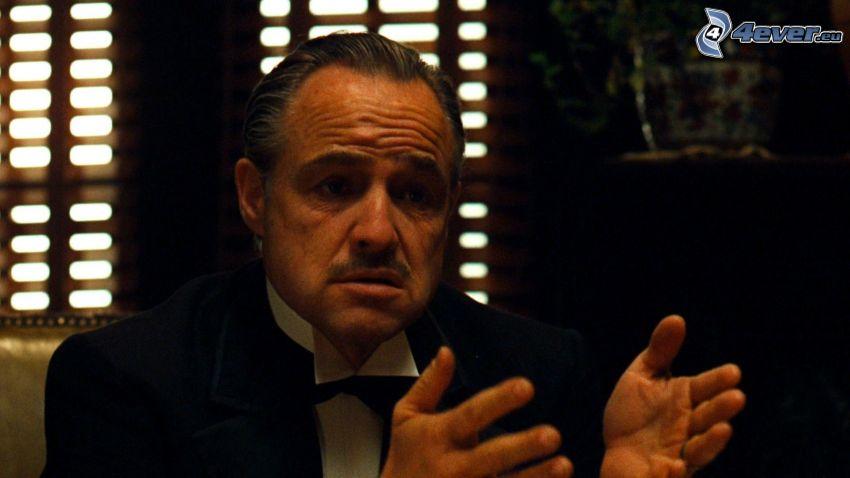 Gudfadern, Don Vito Corleone
