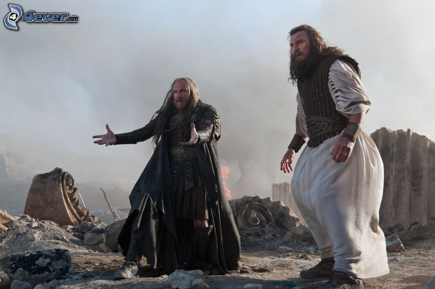Hades, Zeus, Wrath of the Titans