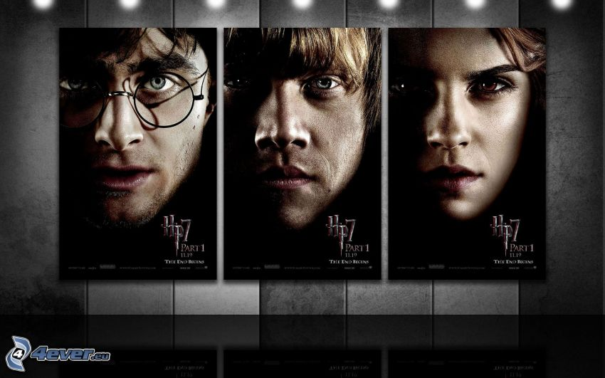 Harry Potter, bilder