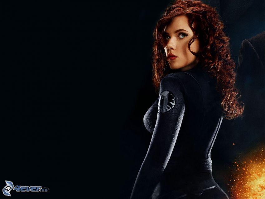 Iron Man 2, Scarlett Johansson