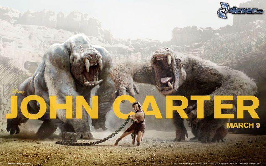 John Carter: Between Two Worlds