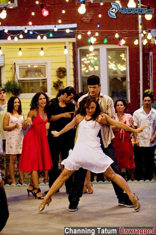 Let's Dance 2, Step Up 2, passion
