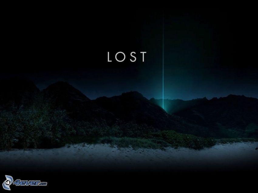 Lost, bergskedja