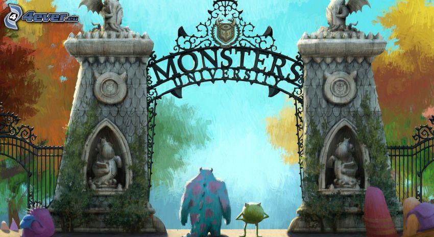Monsters, Inc., gränd