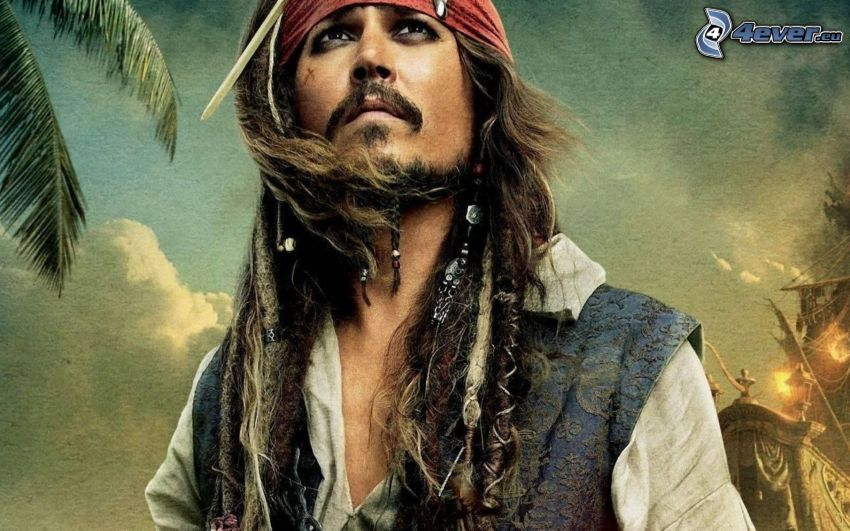 Pirates of the Caribbean, Jack Sparrow