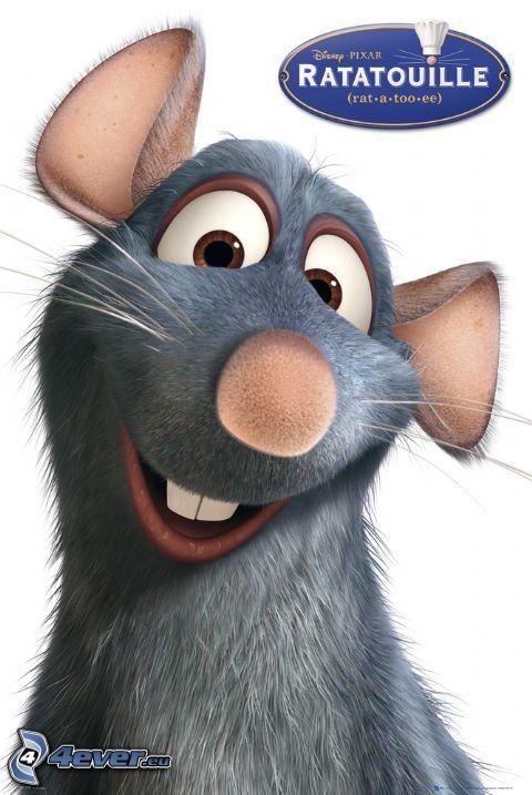 Remi, Ratatouille, råtta