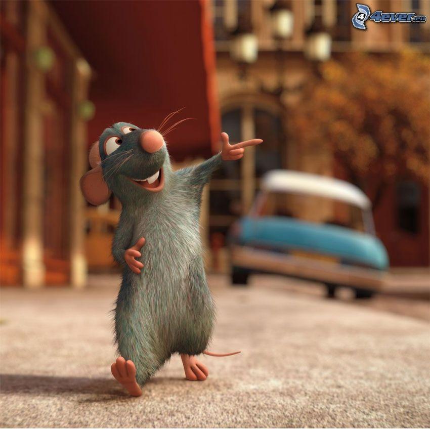 Remi, Ratatouille