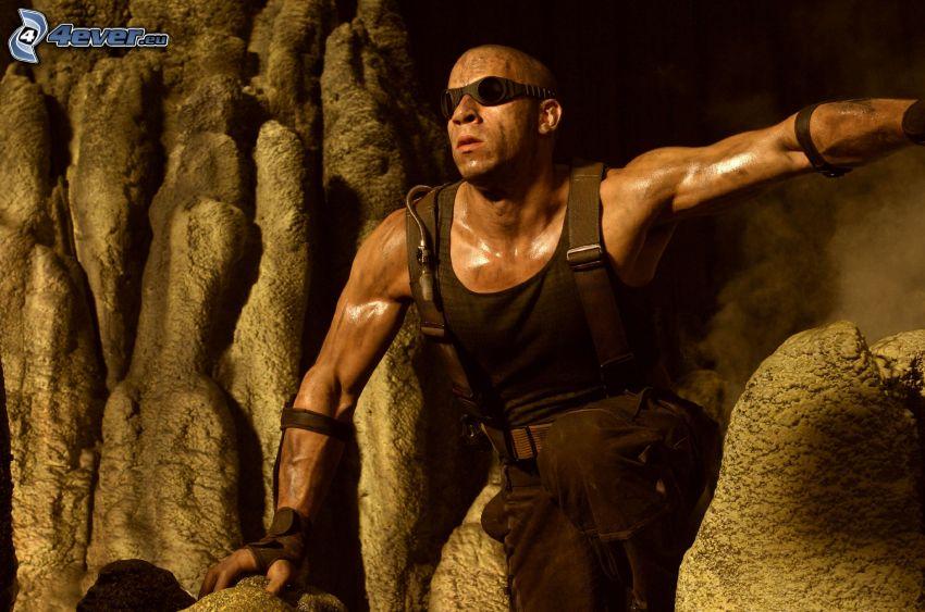Richard B Riddick, Vin Diesel