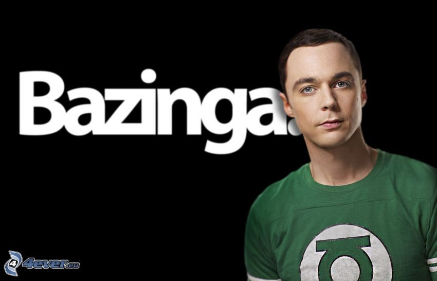 Sheldon Cooper, Bazinga!, The Big Bang Theory