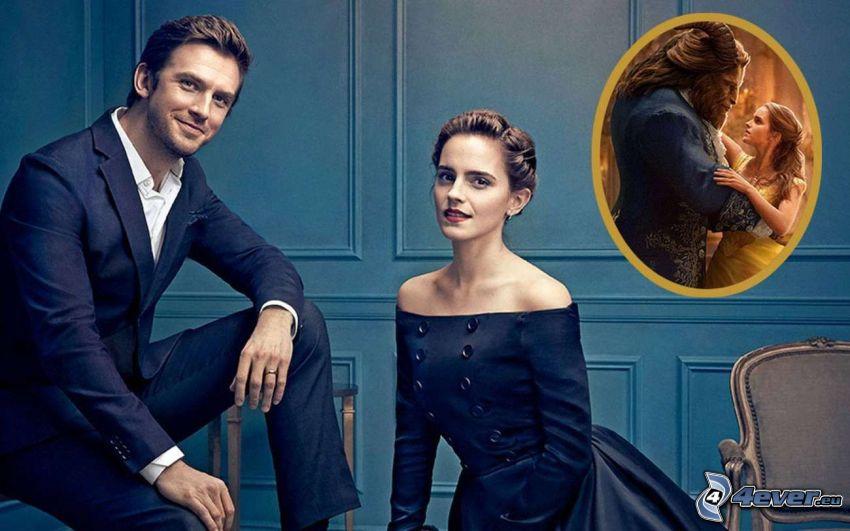 Skönheten och odjuret, Emma Watson