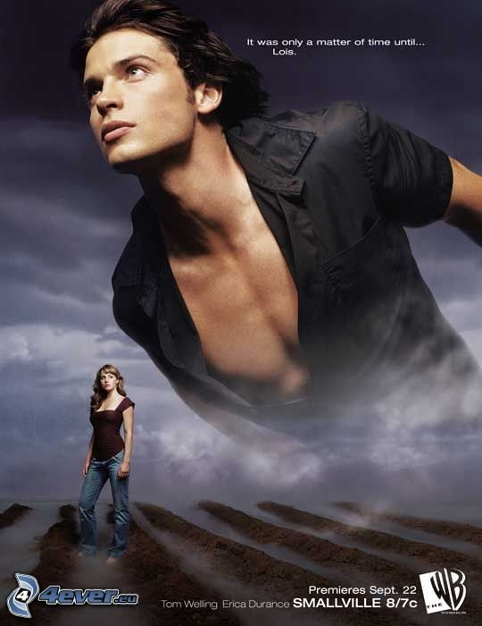 Smallville, Tom Weling