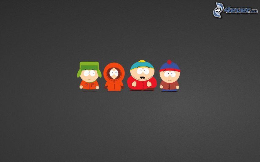 South Park, seriefigurer